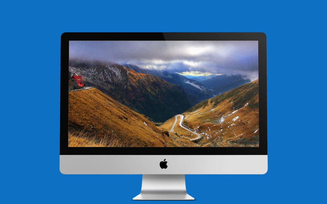 Apple iMac Scrolling Effect for Divi Image Module